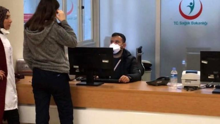 İstanbul'daki devlet hastanesinde hareketli dakikalar! Acil servis kapatılıp çalışanlara maske dağıtıldı