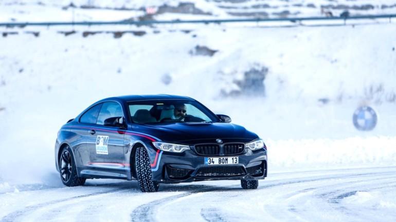 BOM ile Kar ve Buz üzerinde adrenalin!