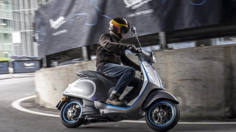 Piaggio Grubu üç motosikletiyle ilk 5'te!