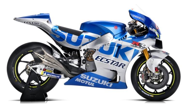 Suzuki Ecstar MotoGP 2020'ye iddialı giriyor
