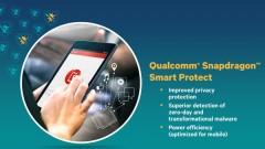 Qualcomm'dan öğrenebilen güvenlik teknolojisi Smart Protect