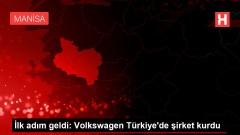 İlk adım geldi: Volkswagen Türkiye'de şirket kurdu