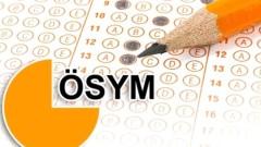 ÖSYM 2020 sınav takvimi: YKS, KPSS, DGS, ALES, YDS ne zaman?
