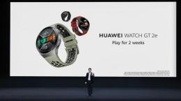 Huawei WATCH GT 2e Tanıtıldı! Yeni Saat Kan Oksijen Doygunluğu Ölçebiliyor!