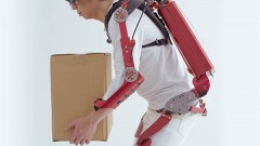 Japon şirketten yeni giyilebilir iskelet