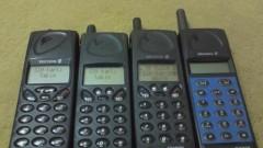 Tarihe damgasını vurmuş eski telefonlar