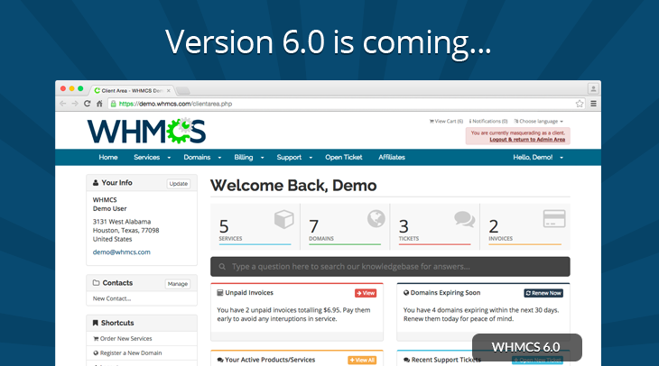 Whmcs 6.4 Nulled