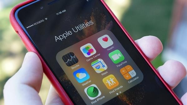 Apple bazı stok iOS uygulamalarının silinmesine izin verecek