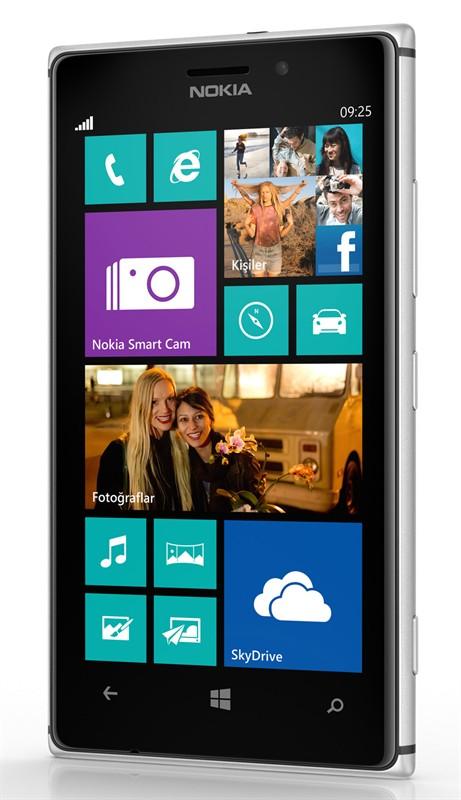 Nokia Lumia 925, Turkcell ayrıcalıklarıyla Türkiye'de