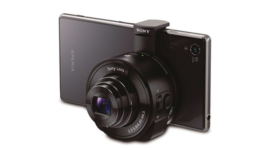 Sony DSC-QX10 incelemesi